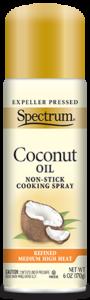 Coconut Oil Non-stick Cooking Spray
