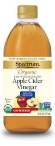 Organic Apple Cider Vinegar - Unfiltered