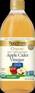 Apple Cider Vinegar Filtered