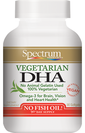 Vegetarian DHA Capsules