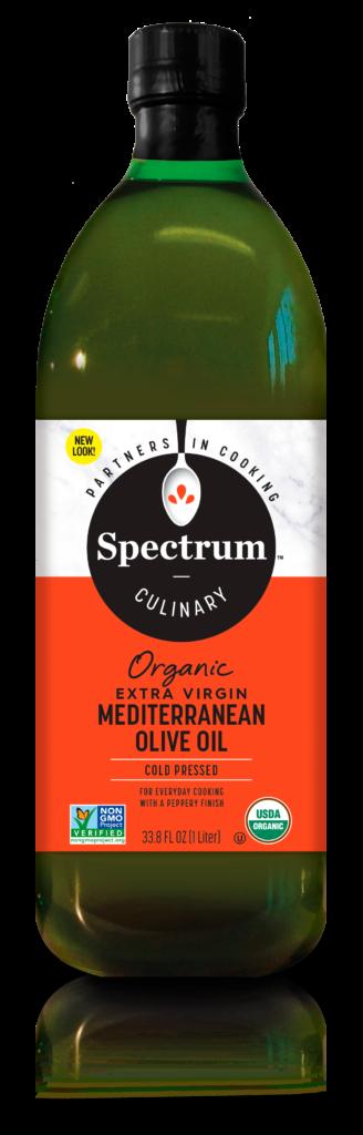 Organic Extra Virgin Mediterranean Olive Oil